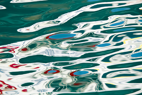 abstract nautical art photography print